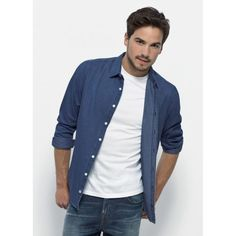 a77d3c377bc5f3 How a Denim Shirt can absolutely alter Your Style Game Fair Trade Clothing, Fair  Trade