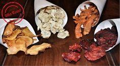 rezept, anleitung, snack, gemüse chips, rote bete, süßkartoffel, karotte, rettich, chips, backofen, backen, trocknen, party food, buffet, geschenk, aus der küche