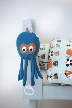 """Spieluhren : Spieluhr """"Oktopus"""""""