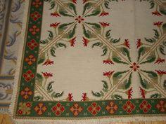 Cantinho da Sónia: Mais tapetes de arraiolos restaurados