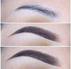 Makeup Tips, Beauty Makeup, Hair Makeup, Beauty 101, Beauty Hacks, Eyebrows Goals, War Paint, Makeup Looks, Lashes