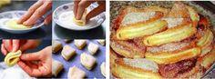Milujete vůni skořice a vláčné těsto? Pak určitě vyzkoušejte tyto skořicové trojúhelníčky z tvarohového těsta!