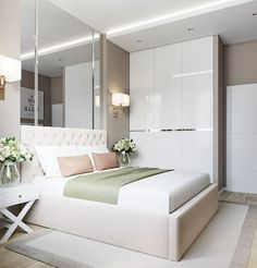 3 Amazing and Unique Tricks: Minimalist Interior Style Modern Living minimalist home scandinavian lamps.Minimalist Bedroom Design Dream Closets minimalist home bedroom shelves.Minimalist Bedroom Pink Home Office. Blue Bedroom, Trendy Bedroom, Modern Bedroom, Bedroom Decor, Bedroom Storage, Bedroom Organization, Organization Ideas, Bedroom Ideas, Storage Ideas