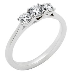 Platinum diamond ring | Diamond Jewellery | Diamond Specialists