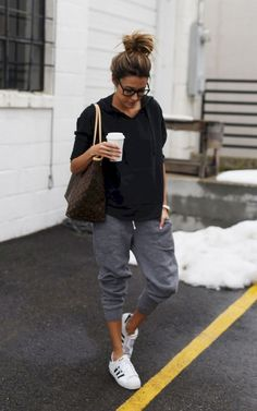 Comfy Womens Travel Outfits Ideas You Will Totally Love09