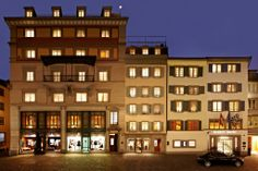 Welcome to Widder Hotel - Official website! Situated near the Bahnhofstrasse in Zurich's historic Old Town, discover here our design boutique hotel! Small Luxury Hotels, Top Hotels, Hotels And Resorts, Luxury Travel, Best Hotels, Switzerland Hotels, Visit Switzerland, Zurich, Leading Hotels