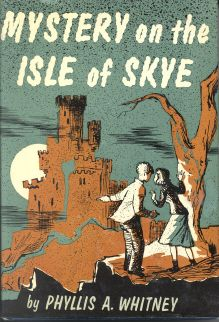Mystery on the Isle of Skye. Great book! I remember reading this book in the 3rd grade in the library at MSH. One of my all-time favorites!