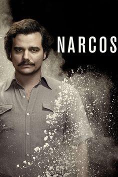 'Narcos' http://www.imdb.com/title/tt2707408/