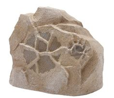 "Boston Acoustics VOYA RK8T2 Outdoor Rock speaker with 8-Inch Woofer by Boston Acoustics. $449.00. Play outside. Play smart - Voyager Rock Speakers are each designed to resemble natural rock formations and provide advanced audio solutions for ""outdoor soundscaping"" in all types of environments.  Single Speaker Stereo - The RK8T2 Voyager Rock Speaker is stereo model that employs a dual voice coil woofer and dual tweeters capable of providing stereo sound from a single sp..."