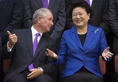Blackstone Deepens China Ties with Tsinghua Scholarship Program