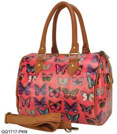 Cheap 2015 mariposa de moda impresión para mujer bolsos mujer hombro del totalizador SS1717, Compro Calidad Top-Handle Bags directamente de los surtidores de China:                                          ~ ~ ~ Bienvenido a nuestra tienda ~ ~ ~