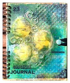 Gillian's Mixed Media Musings: Be Inspired Challenge ....  http://scrappydoo-gillian.blogspot.co.uk/2013/04/be-inspired-challenge.html