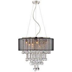 Uttermost Fascination 3-Light Chandelier - #N0784   www.lampsplus.com
