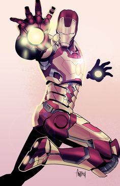Iron Man - Tony Piper