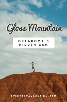 Gloss Mountain, Oklahoma's Hidden Gem Travel Things, Travel Usa, Places To Travel, Travel Destinations, Canada Travel, Brazil Travel, Parc National, Banff National Park, Route 66