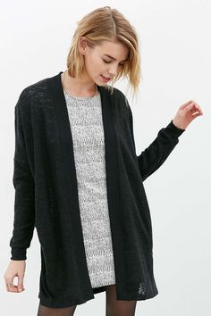 Silence + Noise Cozy Cardigan this is really needed