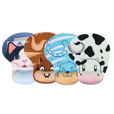 2-in-1 Comfort Wrist Support Mouse Pad