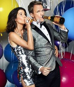 Robin e Barney (How I Met Your Mother)