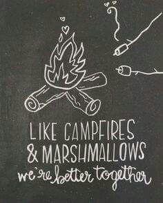 Campfires & Marshmallows