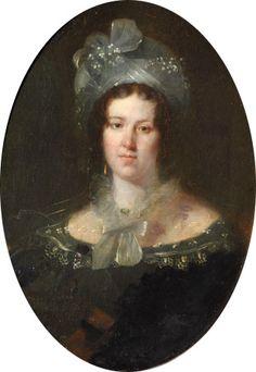"Sir George Hayter, RA, A Lady called ""Miss Jones"", 1820"