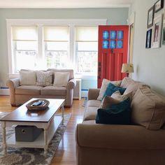 61 Trendy Ideas for living room paint color ideas sea salt Living Room Green, Living Room Windows, Rugs In Living Room, Room Paint Colors, Paint Colors For Living Room, Sea Salt Paint, Living Room Decor Furniture, Modern Furniture, Furniture Design
