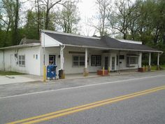 Post Office and Country Store in Allen Md.