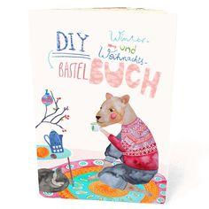 DIY-Bastelbuch *Winter & Weihnachten*