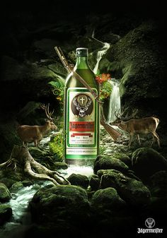 Jagermeister Key Visuals on Behance