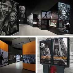 Shaped by War exhibition