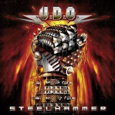 "U.D.O.: ""Steelhammer"" album cover & first teaser available!    ""Steelhammer"" - that's the name of the upcoming new album of legendary German Metal band U.D.O..  On May 24th (USA: May 21st) ""Steelhammer"" will be released as CD, ltd. Digipak. ltd. 2-Vinyl and ltd. Fan Package.    A first album teaser is available here ; http://www.youtube.com/watch?v=on2LZ5LsV-c"