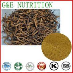 [Visit to Buy] Chinese caterpillar fungus . cordyceps sinensis .  20:1 200g #Advertisement
