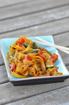 Légumes frappés à la sauce soja