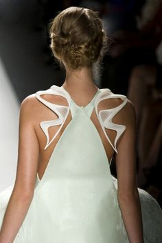 NYF 3D Printed Collection (2013) by Ludovico Lombardi and Hannah Soukup. http://ldvc.net/NYF-3d-printed-collection