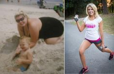 Before and after #weightlossbeforeandafterphotos