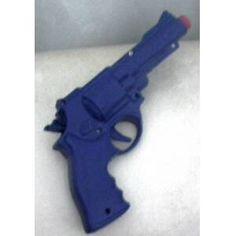 ÇOK ESKİ PLASTİK OYUNCAK TABANCA 18X11 CM Old Toys, Hand Guns, Firearms, Pistols, Old Fashioned Toys