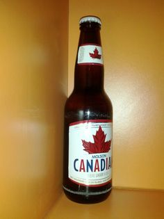 Molson Canadian HOORAY!