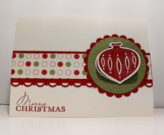 stamping sanity: CAS Contempo Christmas