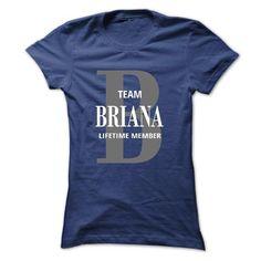 Briana TEE - #boyfriend gift #sister gift. TRY  => https://www.sunfrog.com/Names/Briana-TEE-Ladies.html?id=60505
