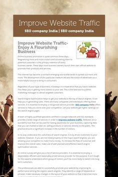 Seo Services Company, Seo Company, Keyword Ranking, Seo Packages, Understanding Yourself, India, Website
