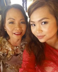 I Got It From My Momma  This is my lovely mother and me at my cousin's wedding.  Doing makeup I always tell people is a fun hobby and is equally important a useful skill. Like it or not you're an adult and in the process of doing adult things like going to the office attending meetings making presentations going to important life events you're bound to wear makeup. It's pretty inevitable. So you might as well be at the very least familiar with the process and know what you like or don't…