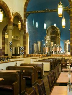 The Church Brewery in Pittsburgh, PA