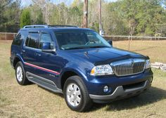 Andy's 2005 Lincoln Aviator