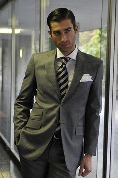 Suit Men, Mens Suits, Mens Fashion Suits, Men's Fashion, Smart Casual, Men Casual, Tweed Men, Dapper Dan, Professional Attire