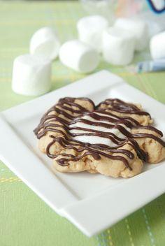 Fluffernutter Cookies!