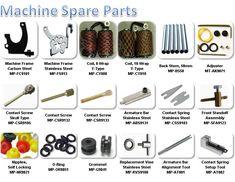 Tattoo Machine Parts , Find Complete Details about Tattoo Machine Parts,Tattoo Machine Parts from Tattoo Gun Supplier or Manufacturer-Pinoy Body Arts / DSAP