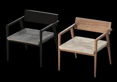 #CG #Gioponti #dormitio #chair  #3Dmodel GIO_PONTI_DORMITIO_CHAIR