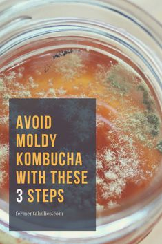 Finding mold on your kombucha is always a sad day. You WILL KNOW btw if it is mold. Many times you will look at your young kombucha brew, wondering to yourself if it is mold on top. Healthy Snack Drawer, Healthy Snacks, Ginger Kombucha Recipe, What Causes Mold, Kombucha Scoby, Kefir Recipes, Body Detox Cleanse, Fermented Foods, Beauty Recipe