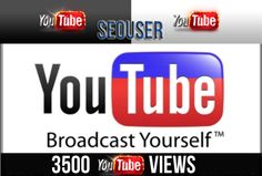 seouser: get you  3500 Youtube Views from different countries for $5, on fiverr.com