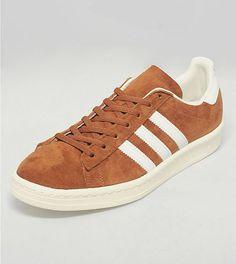 new product d6922 73dc2 Adidas originals campus 80s brownwhite