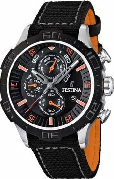 Festina - Men's Watches - Festina La Vuelta - Ref. F16566/5 Festina. $139.61